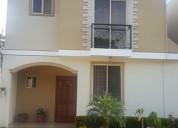 Se vende linda casa en urbanizaciÓn privada de 3 dormitorios finos acabados