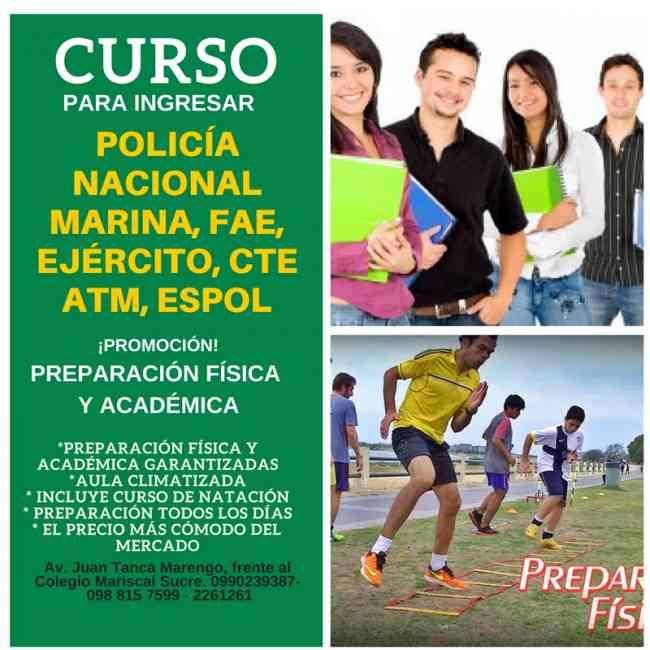 Curso SER BACHILLER/ Curso ingreso a la ESPOL/ 0990239387 Profs. ESPOL 2261261