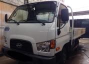 Vendo camion hyundai aÑo 2015