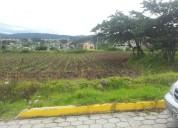 Vendo terreno en el valle de los chillos