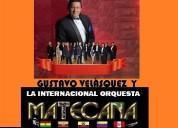 La internacional orquesta matecaña