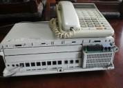 Vendo central telefÓnica usada