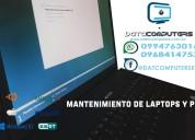 Servicio técnico de reparacion de pc y tablets