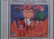 Conan el niÑo del futuro- serie completa