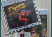 Spiderman de los 80´s colecciÓn.