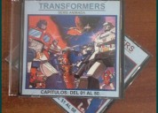 Dvd transformers g1 serie completa