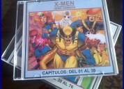 X-men serie clÁsica de los 80`s colecciÓn gold