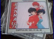 Serie animada ranma 1/2 hd