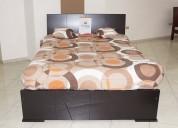 Vendo cama nueva de oportunidad- 2 plazas con colchon