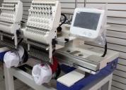 Bordadoras de venta, bordadoras industriales, máquinas para bordado