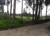 Se vende 2 hectáreas de terreno en tabacundo