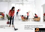 Servicio domÉstico y de limpieza por horas¡¡