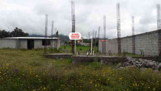 Se vende un terreno en Cotacachi