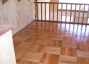 Pulido y lacado de pisos de madera $6 trabajos grantizados