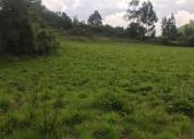Hermoso terreno apto para agricultura y ganaderÍa  chitan de queles, carchi.