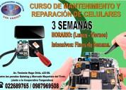 Curso 100% prÁctico de mantenimiento y reparaciÓn de celulares
