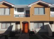 Acojedora casa en tumbaco