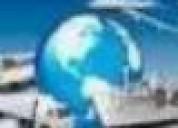 Soluciones de transportes de encomiendas, courier, cargas nacionales y mundiales..donde ud. necesita