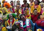 Payasos payasas fiestas infantiles quito, mimo mago inflable saltarines quito $50 bby shower