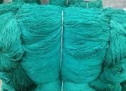 Mallas de cerramiento en nylon para canchas sinteticas