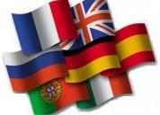 Traducciones educativas, comerciales y legales de español e ingles telf: 2288067