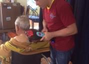 Ofrezco servicios de masaje y rehabilitacion al hogar