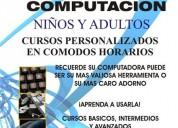 Cursos de computación personalizados