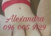 Alexandra unicamente dos dias rica quiteña