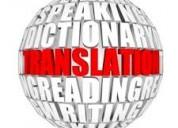 Traducciones educativas legales y comerciales de español e ingles