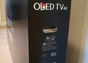 Lg 65-inch 4k uhd smart oled televisores