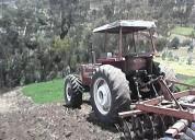 Vendo  tractor  fiat 100/90  doble  transmicion