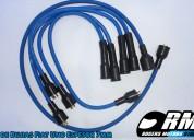 Cables de bujias racing tunner fiat uno - premio datsun 1200