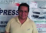 Taxi ejecutivo tom express