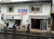 Casa comercial y residencial en cayambe
