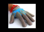 Tensores de guantes de malla