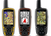 Gps garmin 64 map ideal para levantamientos topopgraficos navegacion maritima  pantalla a color