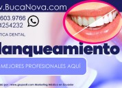 Clinica dental bucanova - blanqueamiento dental quito