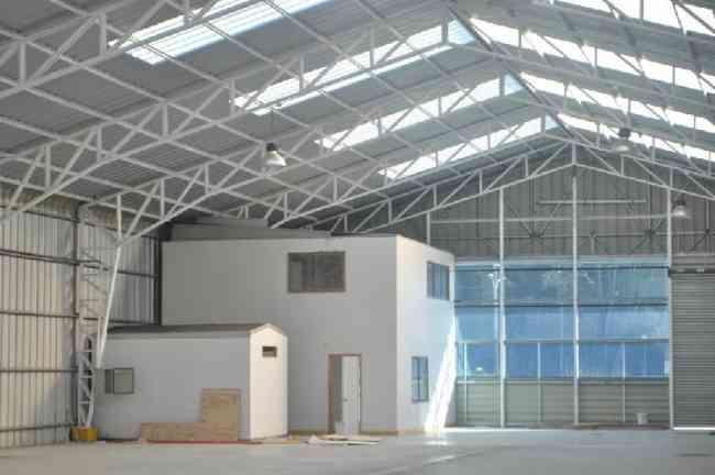 Estructuras metalicas para cubiertas losas cerramientos - Cerchas metalicas para cubiertas ...