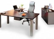 Muebles divisiones de oficina silloneria mesas de sesiones counter recepcion