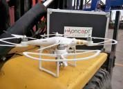 Alquiler de drones para producciones