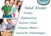 "Fundación ""cerevec"" 21 especialidades médicas"