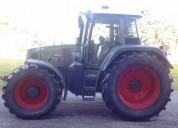Tractor fendt 820 vario tms