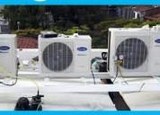 Instalamos y damos mantenimiento de aire acondicionado