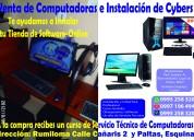 venta de computadoras para empresas y hogares