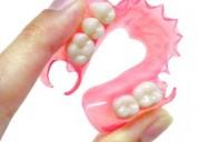 Reparación de prótesis dental, ortodoncias removible y prótesis flexible