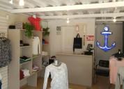 Vendo negocio de ropa/moda marca anccor tumbaco centro