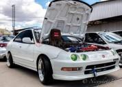 Honda integra motor preparado