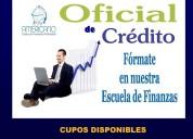 Curso de oficiales de credito cursos practicos.
