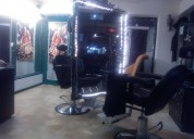 Vendo estudio tattoo peluquería