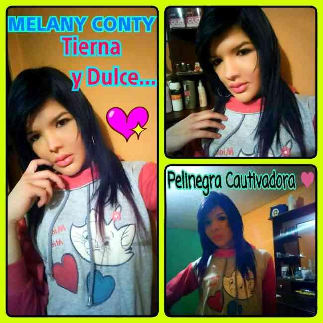 Melany Conty ☆ Trans en Quito Sur 0983962022 💜